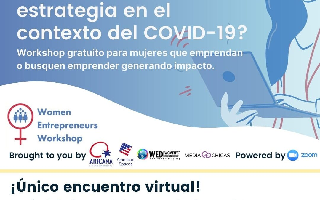Workshop gratuito para mujeres emprendedoras