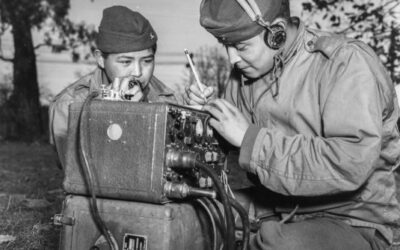 Unbreakable: Remembering the Navajo Code Talkers