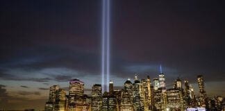 Americans across the country remember September 11 [photo gallery]