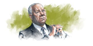 Honoring former Secretary of State Colin Powell